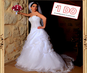 """I DO"" wedding dresses"